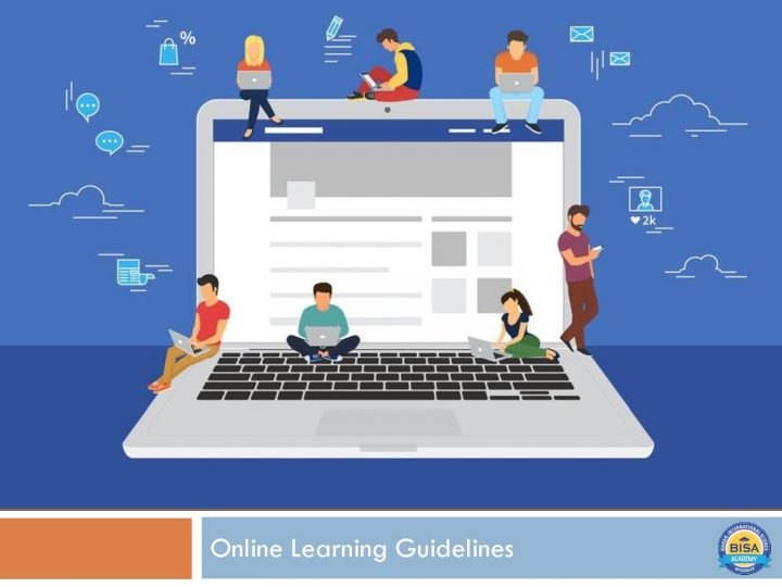 Online Learning Guidelines